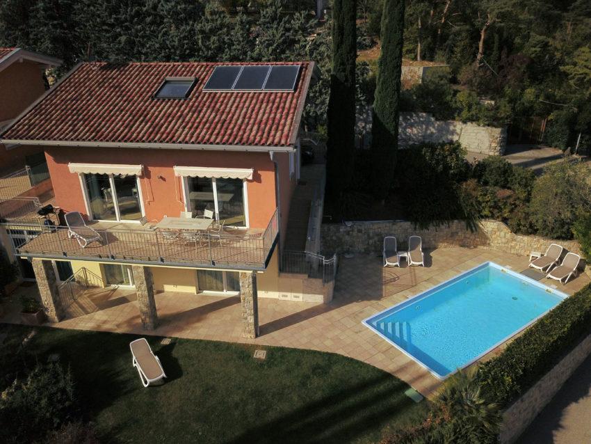 Blick auf das Casa Maddalena