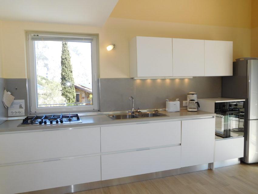 Küche der Casa Maddalena