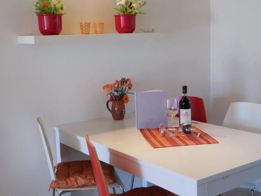 Tavolo da pranzo - Casa Nr.2