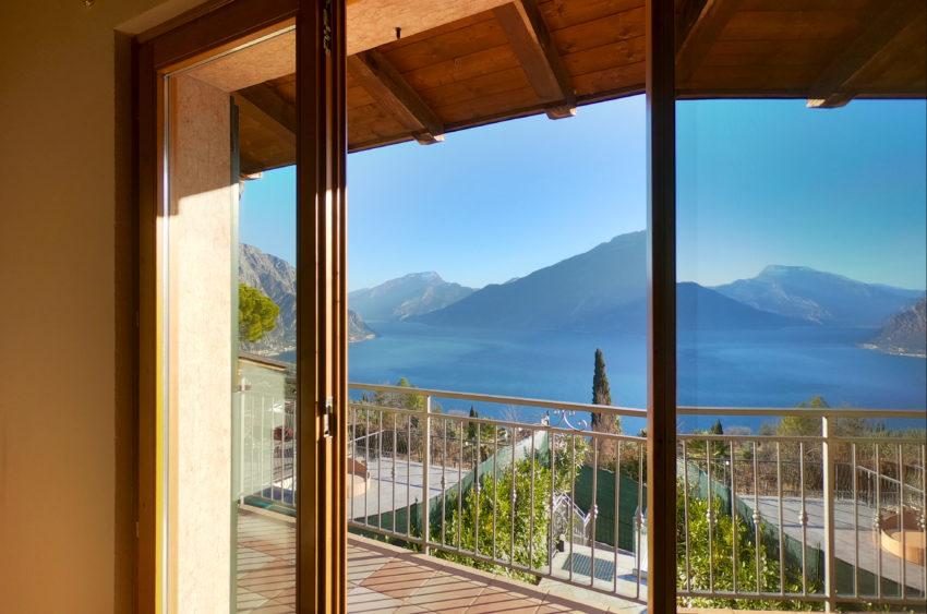 Vista dal soggiorno -Casa Bella -1