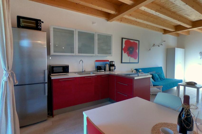 Zona giorno - Casa Nr.2 -1