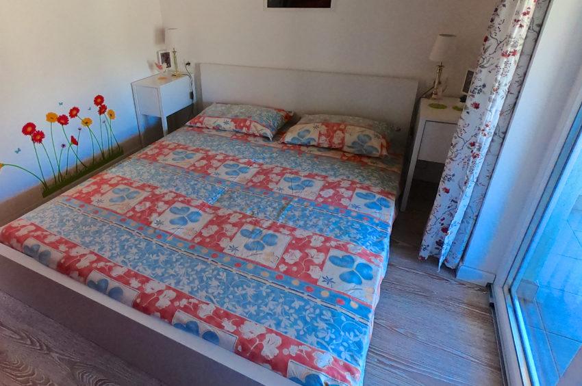 1. Schlafzimmer - Haus Nr. 3