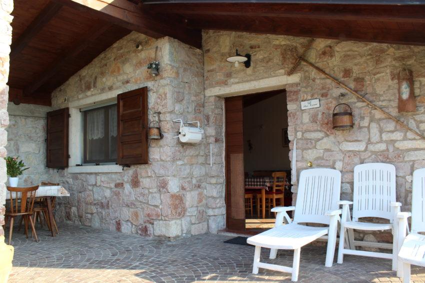 Terrazzo- entrata