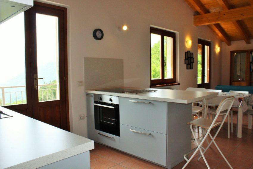 cucina attrezzata - Casa Varice