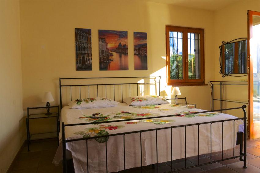 1. Schlafzimmer des Casa Bella