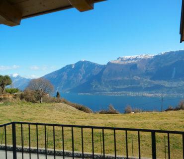 piccolo balcone vista lago - Casa Nr.2