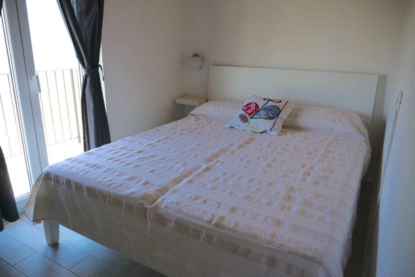 Camera da letto vista lago - Casa Nr.1