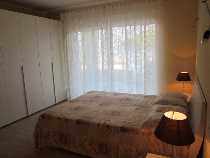 Schlafzimmer 2 im EG des Casa Maddalena