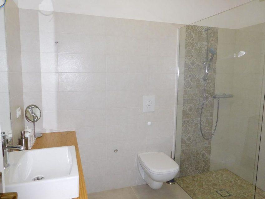 Duschbad des Casa Roland