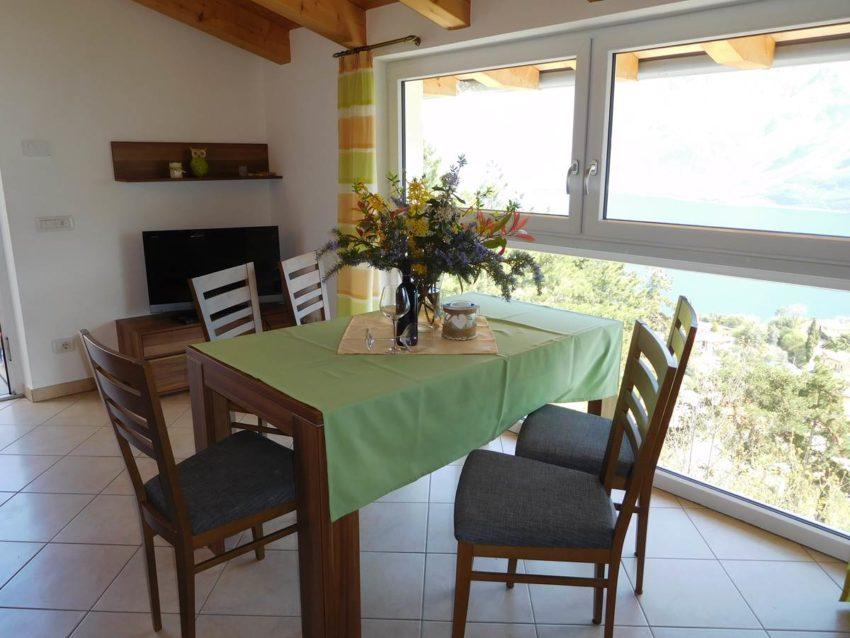 Wohnküche Fewo Belvedere