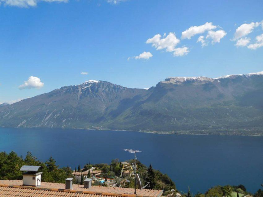 Seeblick von der Fewo Belvedere