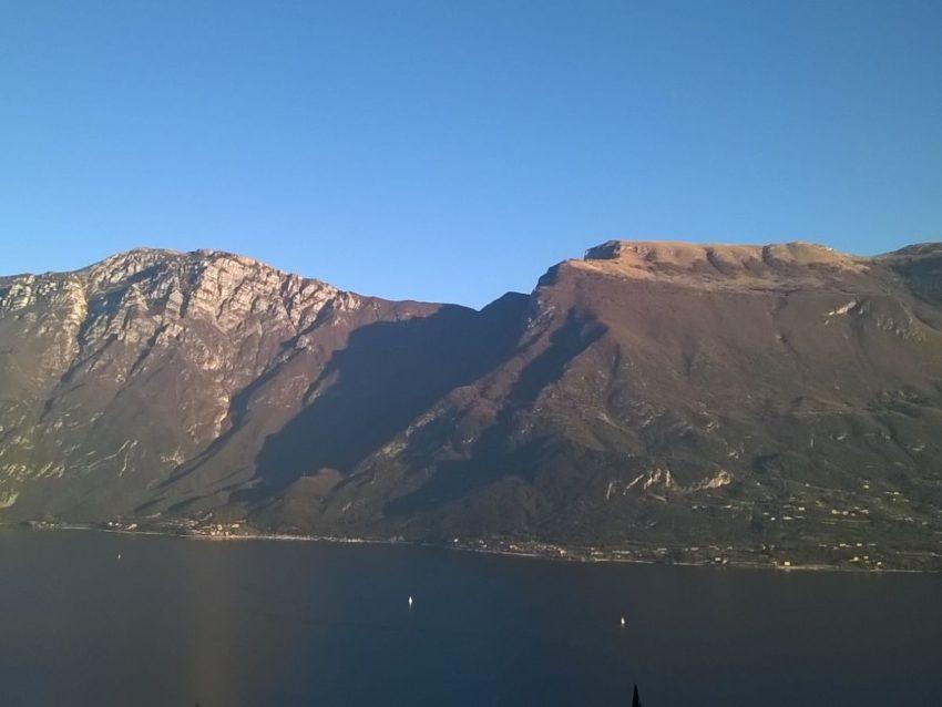 Bergkette Monte Baldo und Altissimo