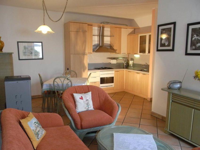 Wohnküche Casa Serena EG -3