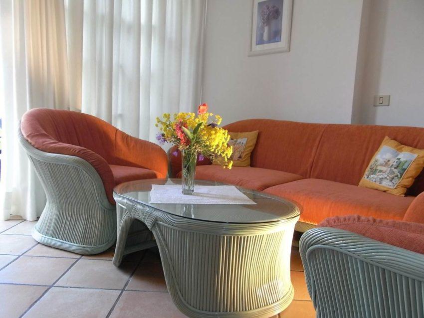 Gemütlicher Sitzplatz -casa-serena-