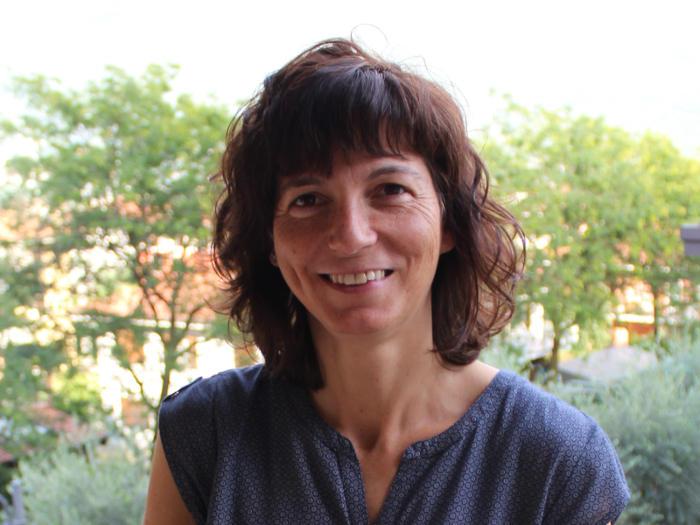 Porträtfoto Giulia Meilhaus - Vermietung von Ferienwohnung am Gardasee